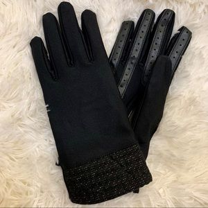 Isotonet woman's smart touch gloves black L/XL